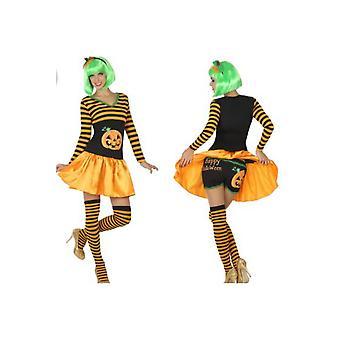 Vrouwen kostuums vrouwen Halloween pompoen jurk