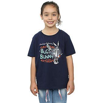 Looney Tunes Vintage Bugs Bunny T-Shirt für Mädchen