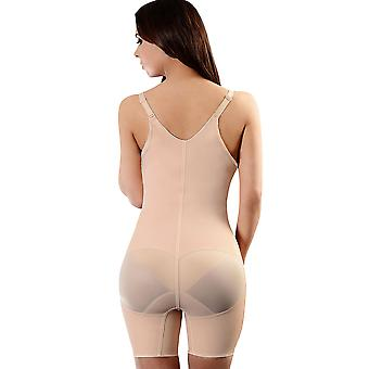 Esbelt ES422 Women's Nude Firm/Medium Control Slimming Shaping All In One Body