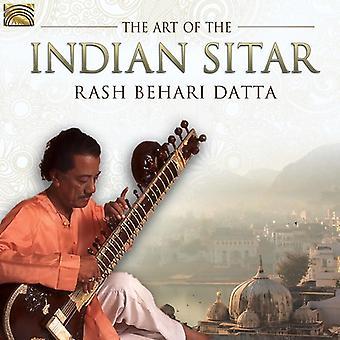 Behari Datta*Rash - Art of the Indian Sitar [CD] USA import