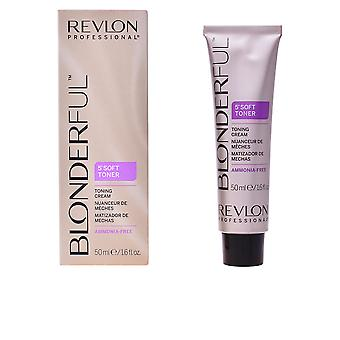 Revlon Blonderful suave Toner 9,01 # 50 Ml Unisex
