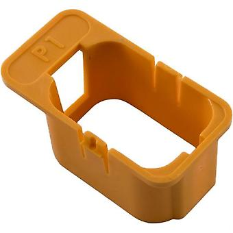 Gecko 9917-100906 Pump1 High Current Keying Enclosure - Orange