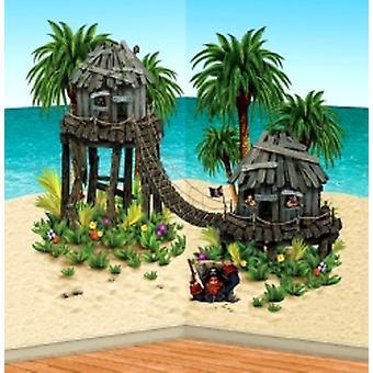 Le pirate instantané Chambre Theme Set