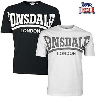 Lonsdale mens T-Shirt York