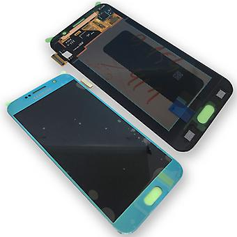 Display LCD touch screen blue for Samsung Galaxy S6 G920 G920F GH97 17260D set