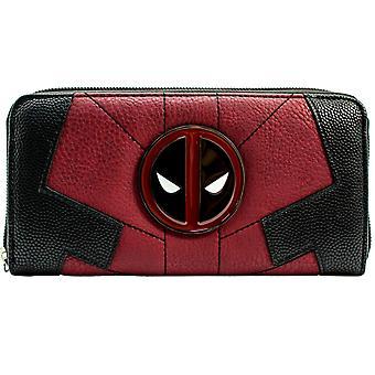 Marvel Deadpool anty-bohater garnitur się kurczowo płatnik