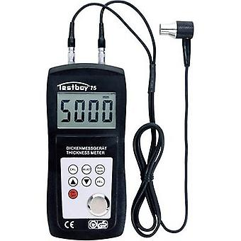 Testboy 75 Thickness gauge 1.2 - 200 mm