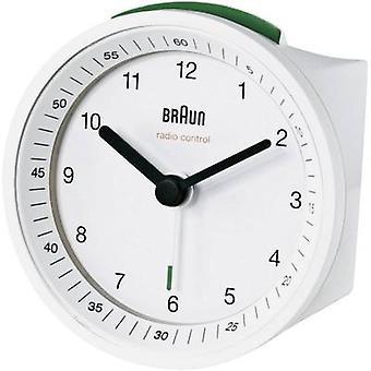 Braun 66010 Radio Alarm clock White Alarm times 1