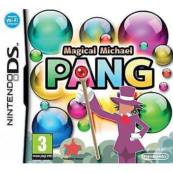 PANG Magical Michael (Nintendo DS)-nieuw