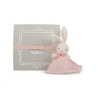 Kaloo Round Doudou Rabbit Pink