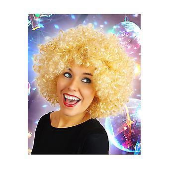 Parrucche Afro Jumbo parrucca bionda