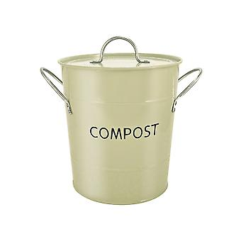 Eddingtons Sage Green Compost Pail