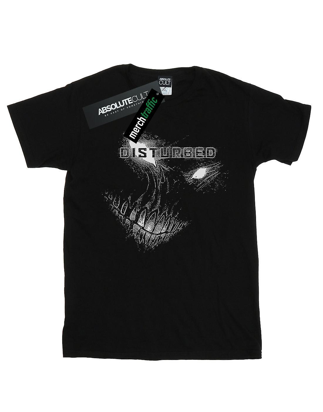 Disturbed Boys Fearless Face T-Shirt