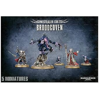 Games Workshop Warhammer 40.000 Gene Stealer Kult Brut Coven
