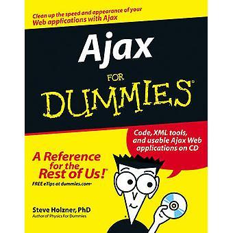 Ajax para Dummies por Steven Holzner - libro 9780471785972