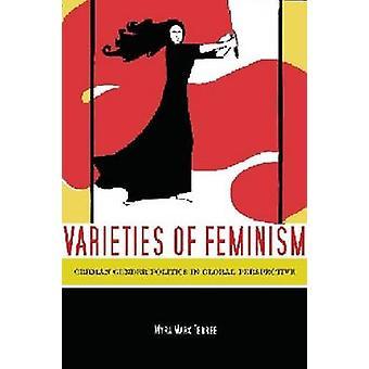 Soorten feminisme - Duitse geslacht politiek in mondiaal perspectief b