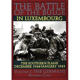 La bataille des Ardennes en décembre de Luxembourg - le flanc sud-
