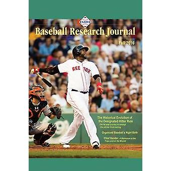 Baseball Research Journal - Volume 45 #2 by Society for American Baseb