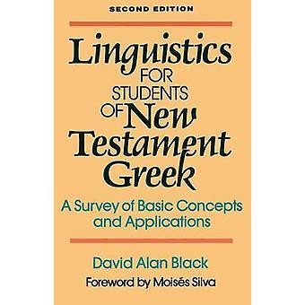 Lingwistyka dla studentów Nowego Testamentu greckie - badanie co Basic
