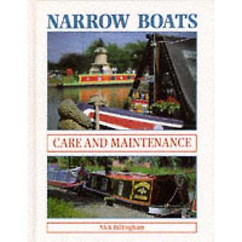 Schmale Boote - Pflege und Wartung von Nick Billingham - 9781852238612