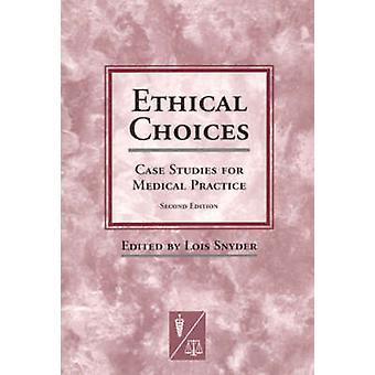 倫理的な選択 - 医療に関するケーススタディ (第 2 改訂版ねんどろいど