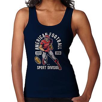 アメリカンフットボールスポーツディビジョン女子ベスト