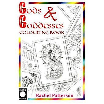 Moon Books Gods & Goddesses Colouring Book