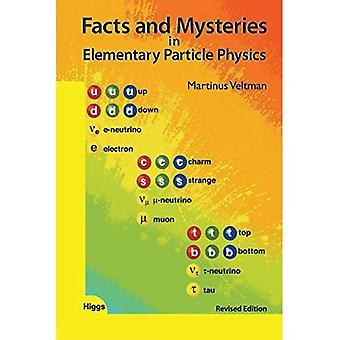 Fakta och mysterier i elementarpartikelfysik