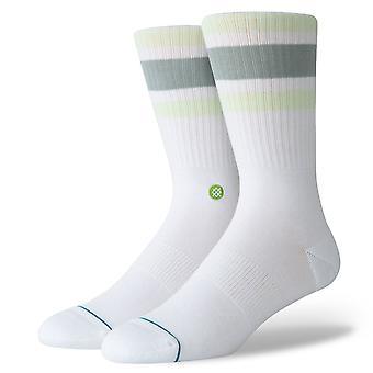 Stance Uncommon Solids Mens Socks ~ Boyd4 mint (size L)