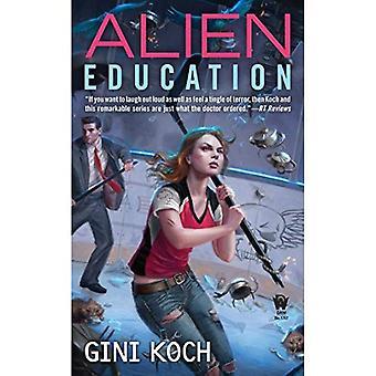 Alien utbildning (främmande romaner)