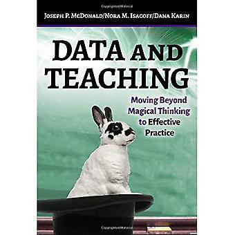 Gegevens en onderwijs: Moving Beyond magisch denken aan effectieve praktijk