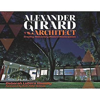 Alexander Girard, architecte: Créer des chefs-d'œuvre modernes du milieu du siècle (tortue peinte)