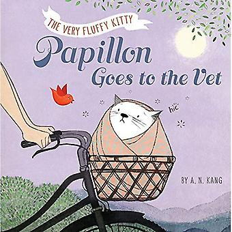 Papillon, bok 2 Papillon går till veterinären (Papillon)
