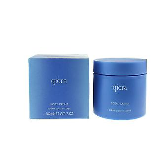 Qiora Body Cream 7oz/200g New In Box