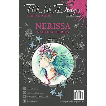 Pink Ink Designs Nerissa Nautical Series 12 Clear Stamp Set