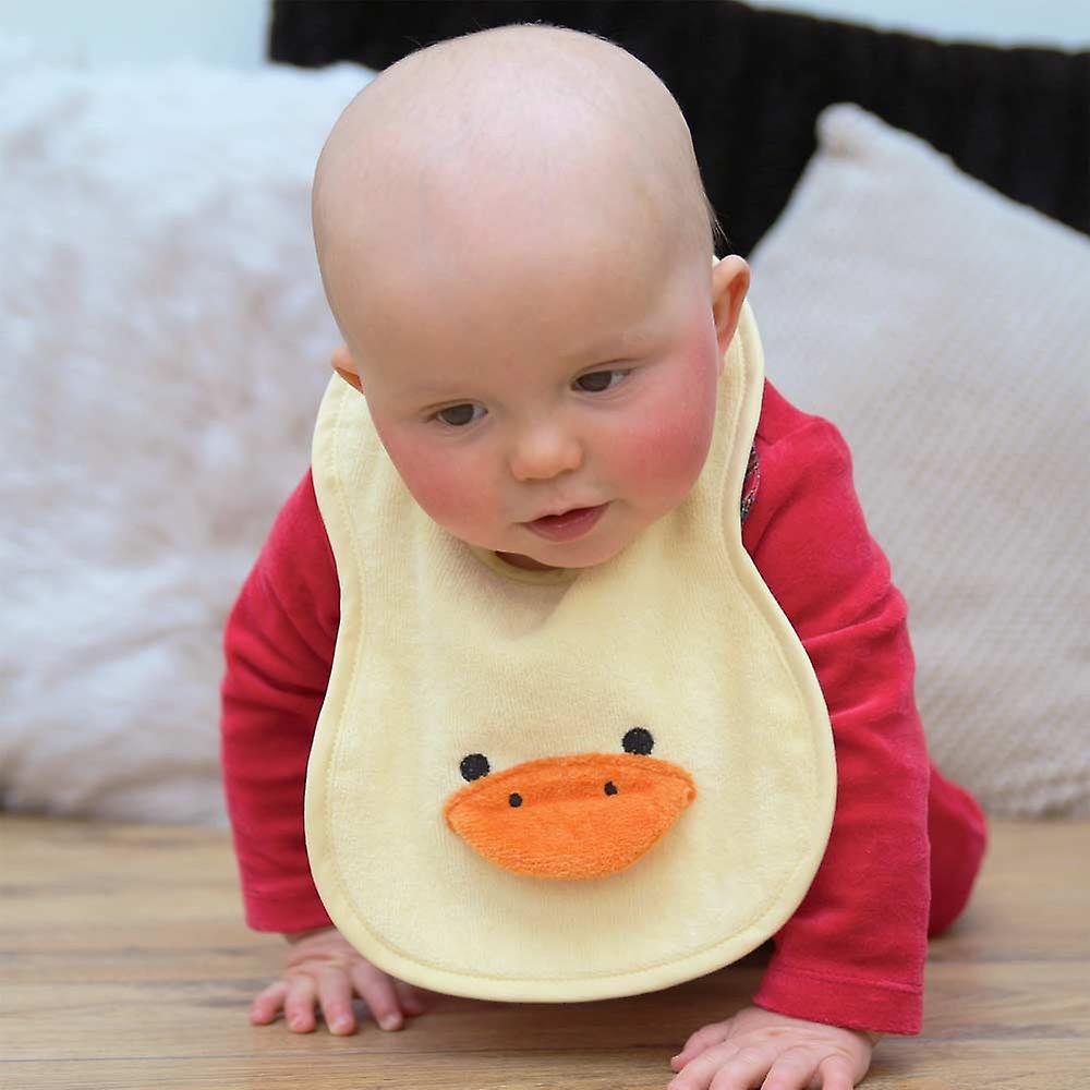 Cuddly Duck bib