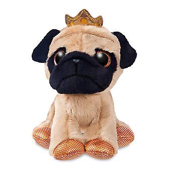 Aurora World 60879 Royal Pug Dog 7 pouces