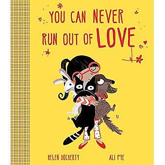 Sie können Liebe nie ausgeht, von Helen Docherty - 9781471145681 Buch
