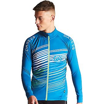 Dare 2 b Mens AEP disserter Wicking Full Zip Cycling Jersey