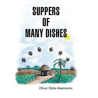Suppers of Many Dishes by Akamnonu & Oliver Osita