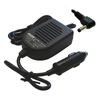 Asus Zenbook UX305CA-FC022T Compatible Laptop Power DC Adapter Car Charger