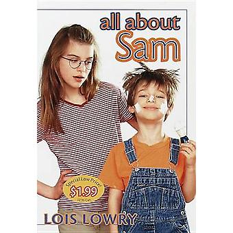 All about Sam by Lois Lowry - Diane De Groat - 9780440402213 Book