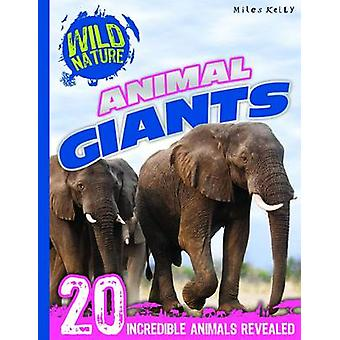 Wild Nature - Animal Giants by Belinda Gallagher - 9781782090939 Book