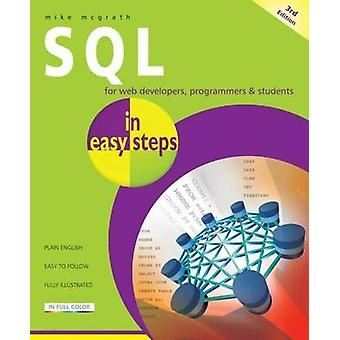 SQL in Easy Steps (3rd Revised edition) by Mike McGrath - 97818407854