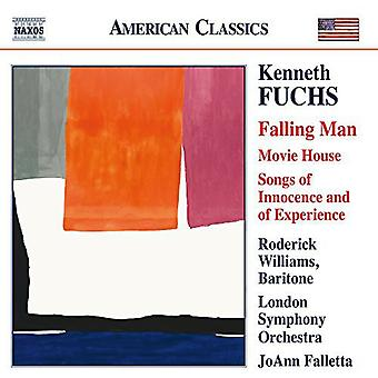 Fuchs / Williams / Falletta / London Sym Orch - Falling Man [CD] USA import