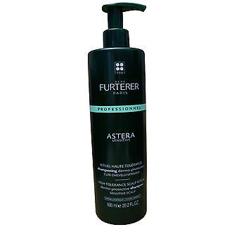 Rene Furterer Astera Sensitive Dermo Protective Shampoo Sensitive Scalp 20. Oz