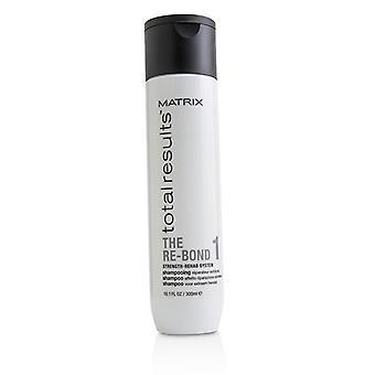 Total de matrice donne le shampooing re-Bond de système de force-Rehab (pour réparation extrême) 10,1 oz/300 ml