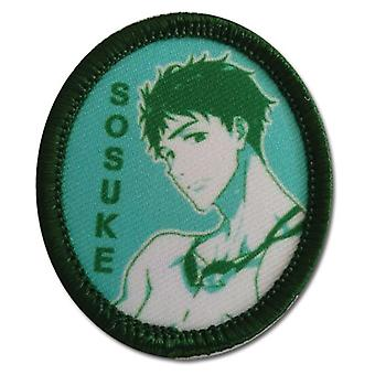 Patch - Free! 2 - New Sosuke Toys Licensed ge44190