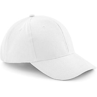 Beechfield - Pro-Style Heavy Brushed Cotton Baseball Cap - Hat