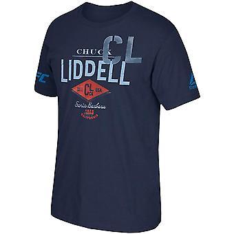 UFC Chuck Liddell Retro T-Shirt - Navy